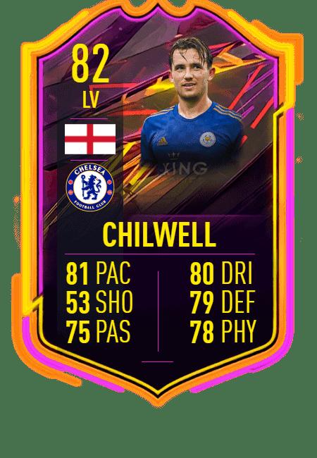 Chilwell OTW Prediction