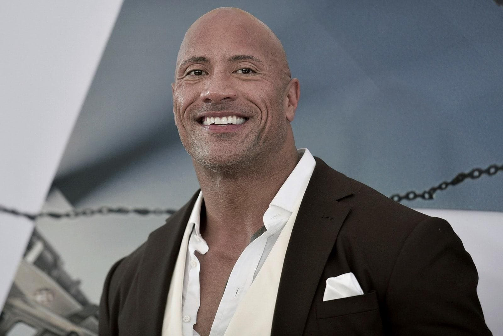 Dwayne Johnson BS Studium