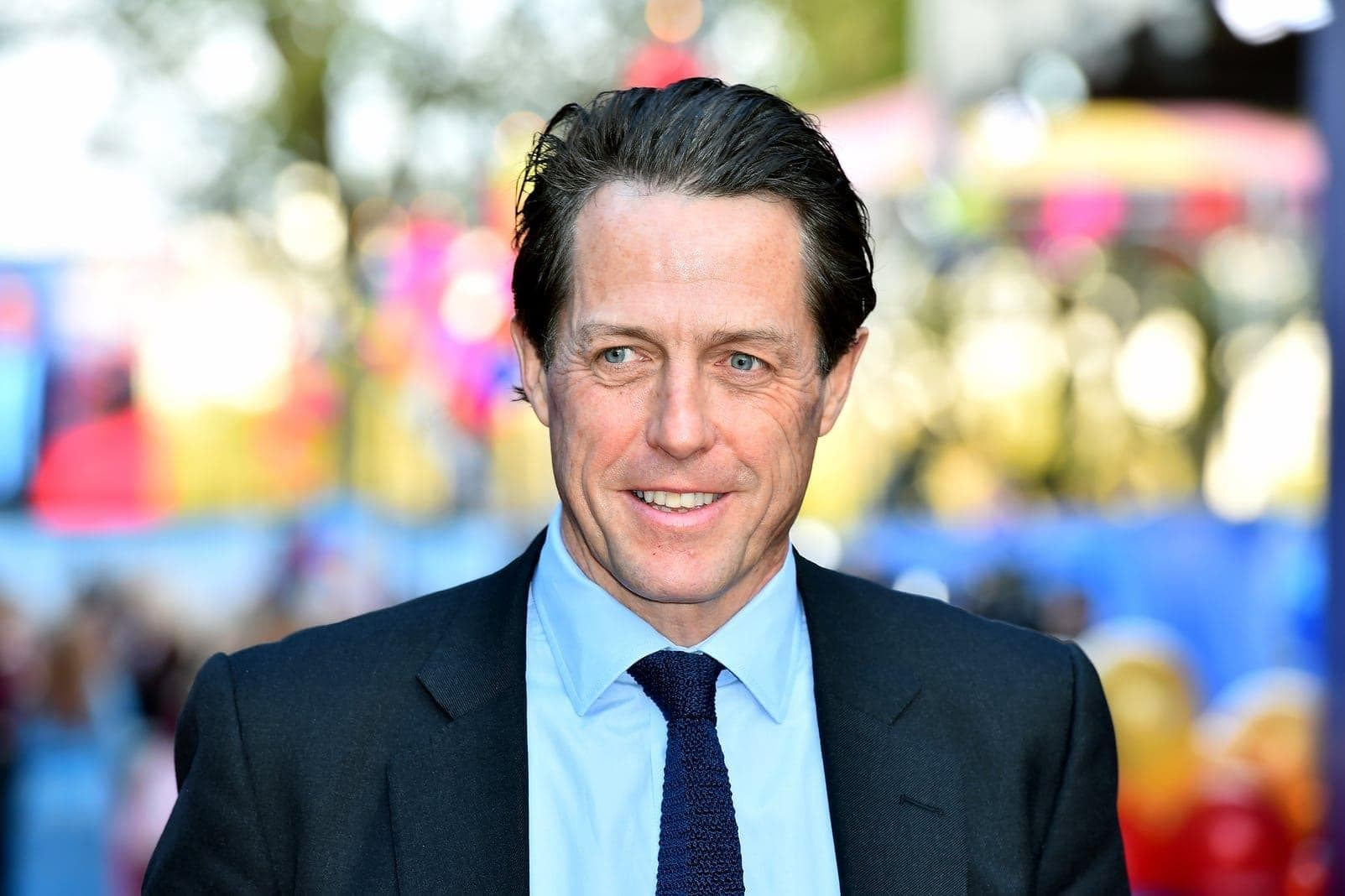 Hugh Grant BS Studium