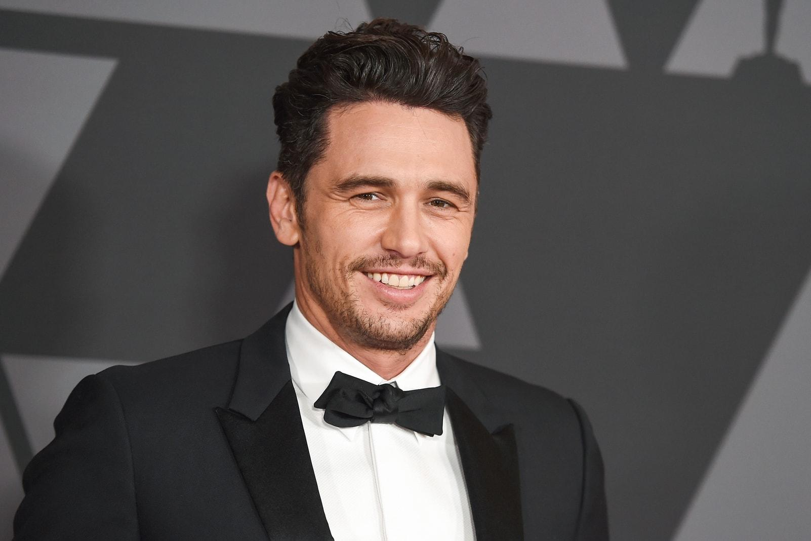 James Franco BS Studium