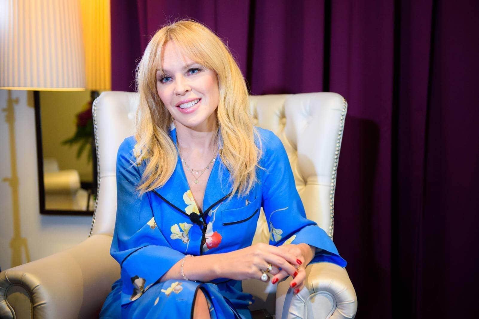 Kylie Minogue für BS