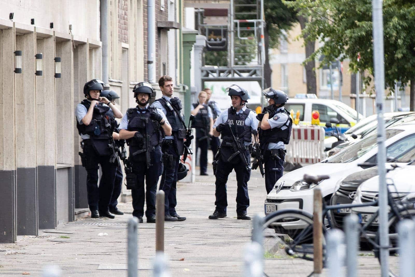 Aktuelle Nachrichten Düsseldorf Polizei