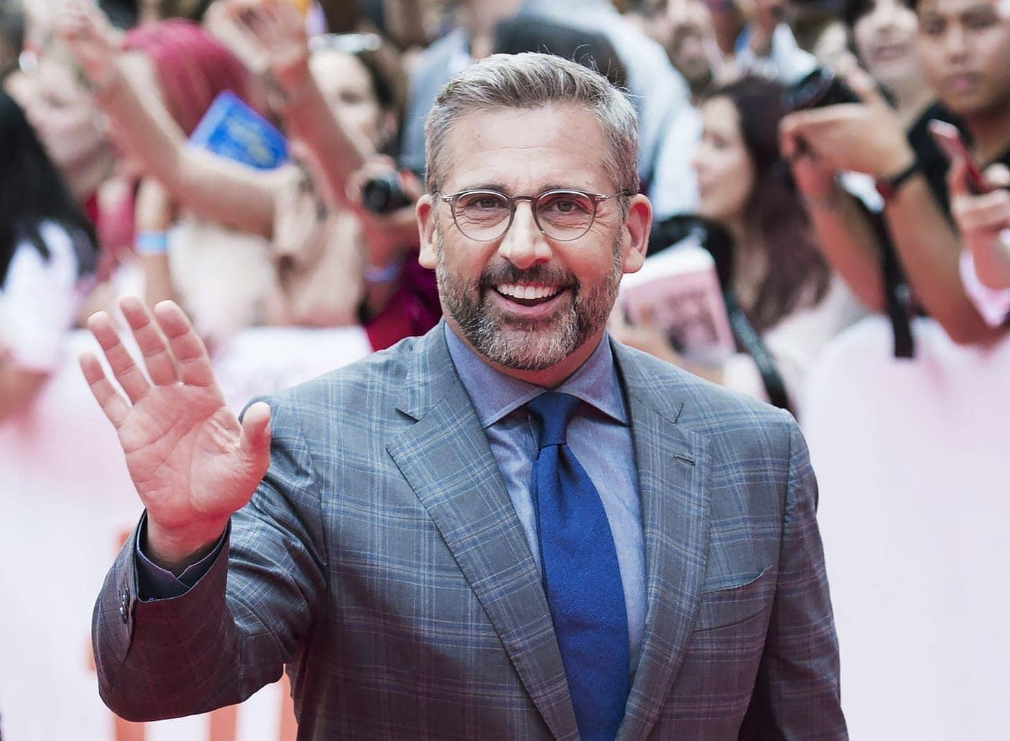 Steve Carell BS Studium