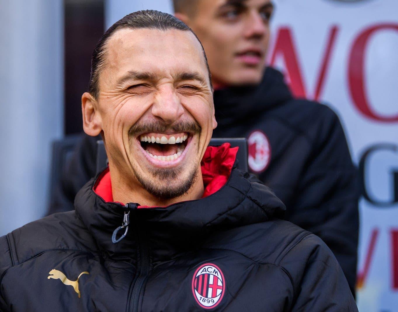 Zlatan Ibrahimovic AC Mailand 15