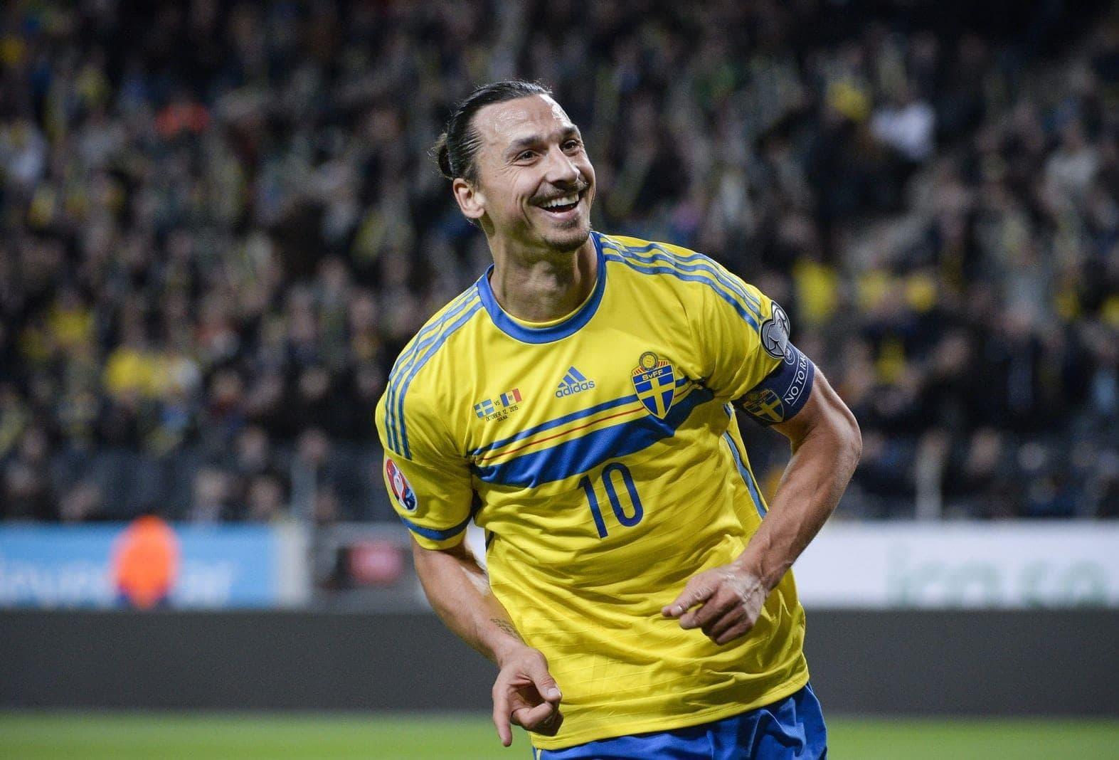 Zlatan Ibrahimovic_Schweden Moldawien 2015