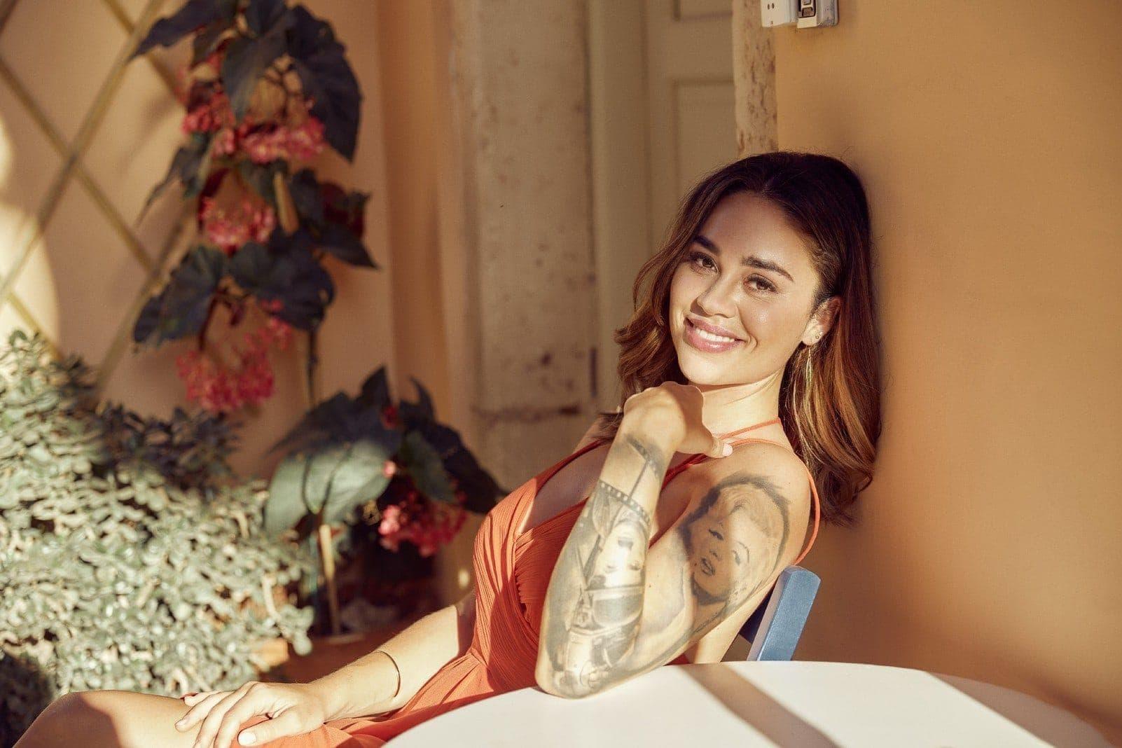 Die Bachelorette Melissa Damilia BS 12