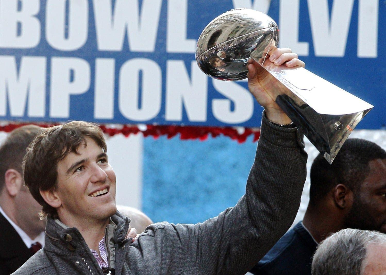 Eli Manning BS