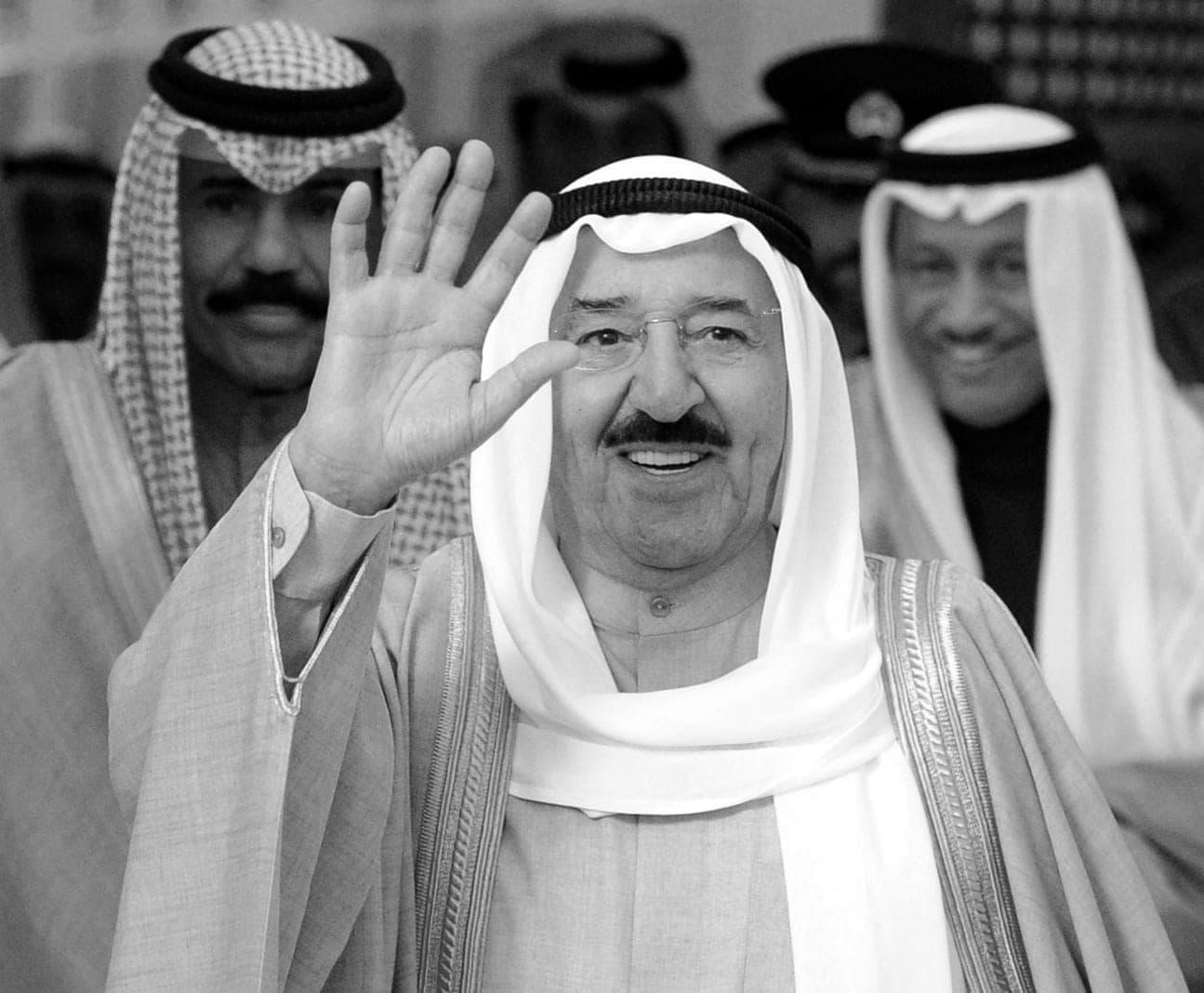 Emir von Kuwait