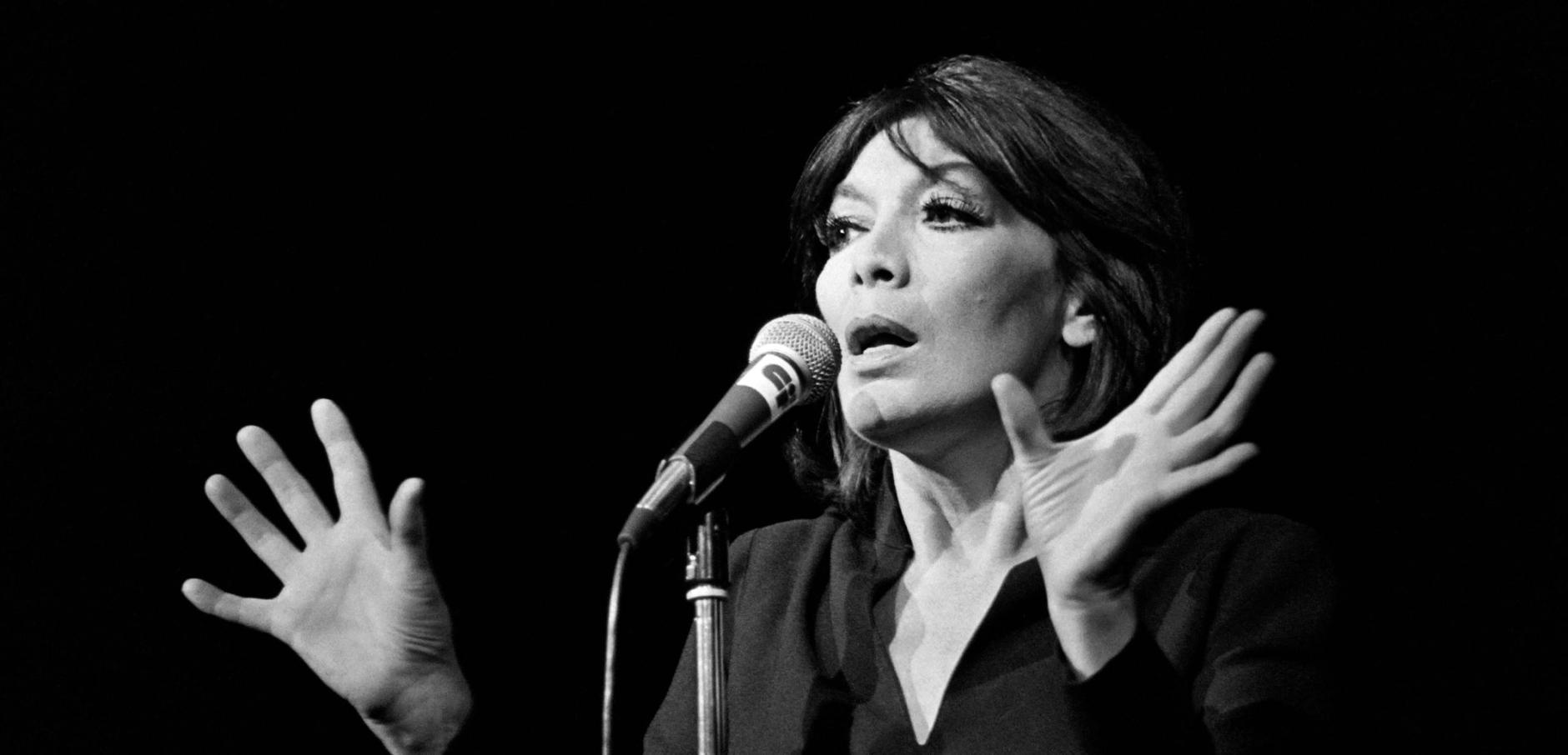 Juliette Greco gestorben