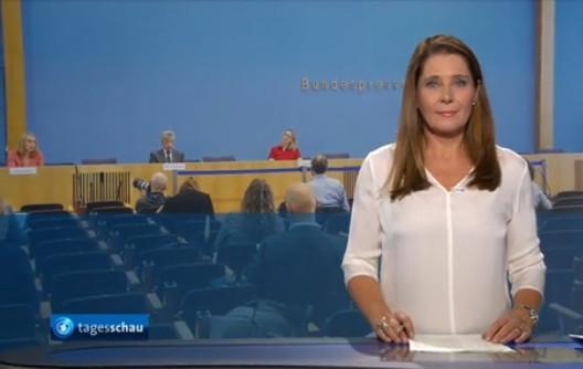 Kirsten Gerhard Tagesschau ARD