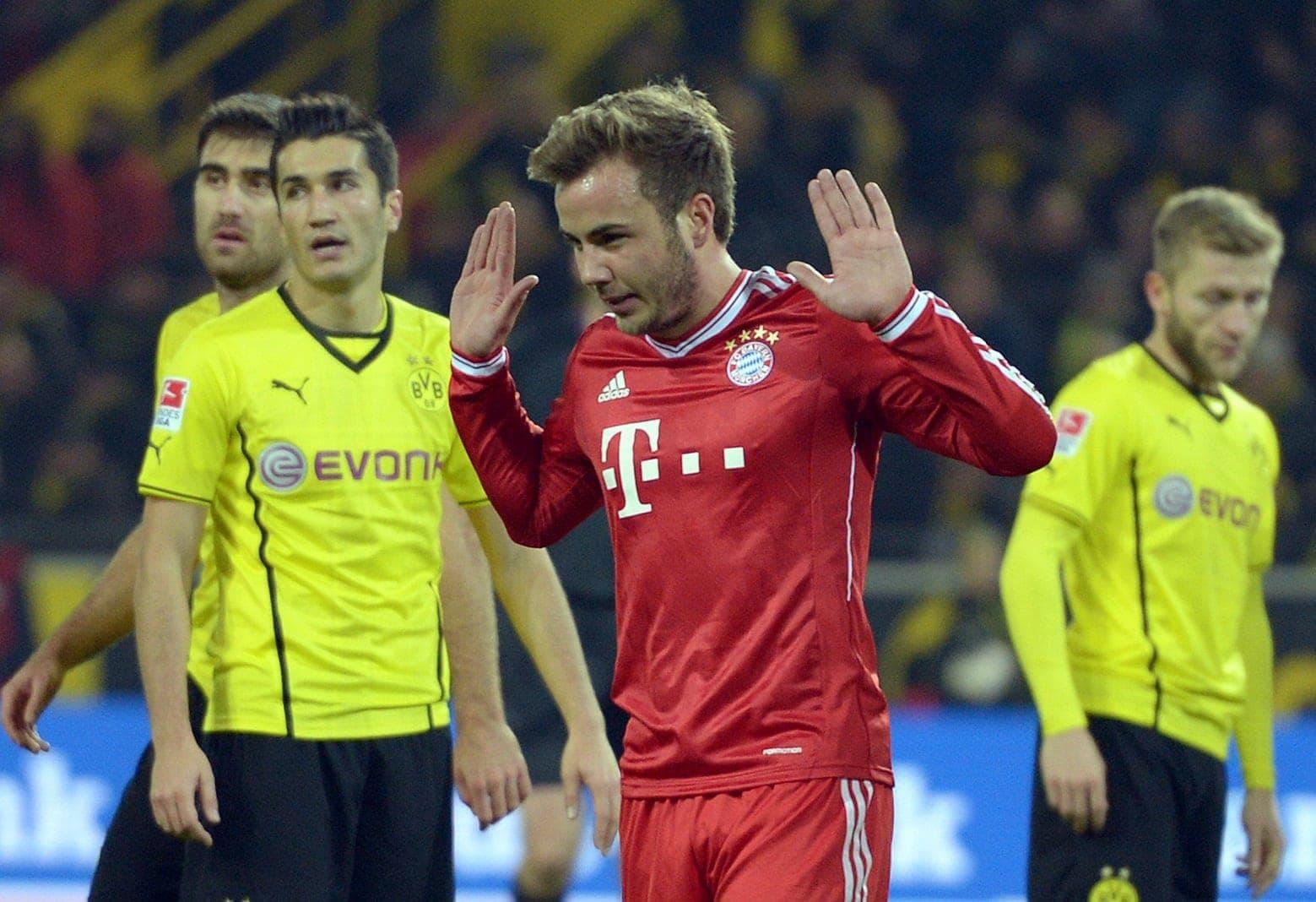 Transfer der Saison? Spekulation über Götze-Rückkehr zum FC Bayern