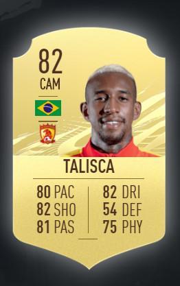 Anderson Talisca Guangzhou FIFA 21