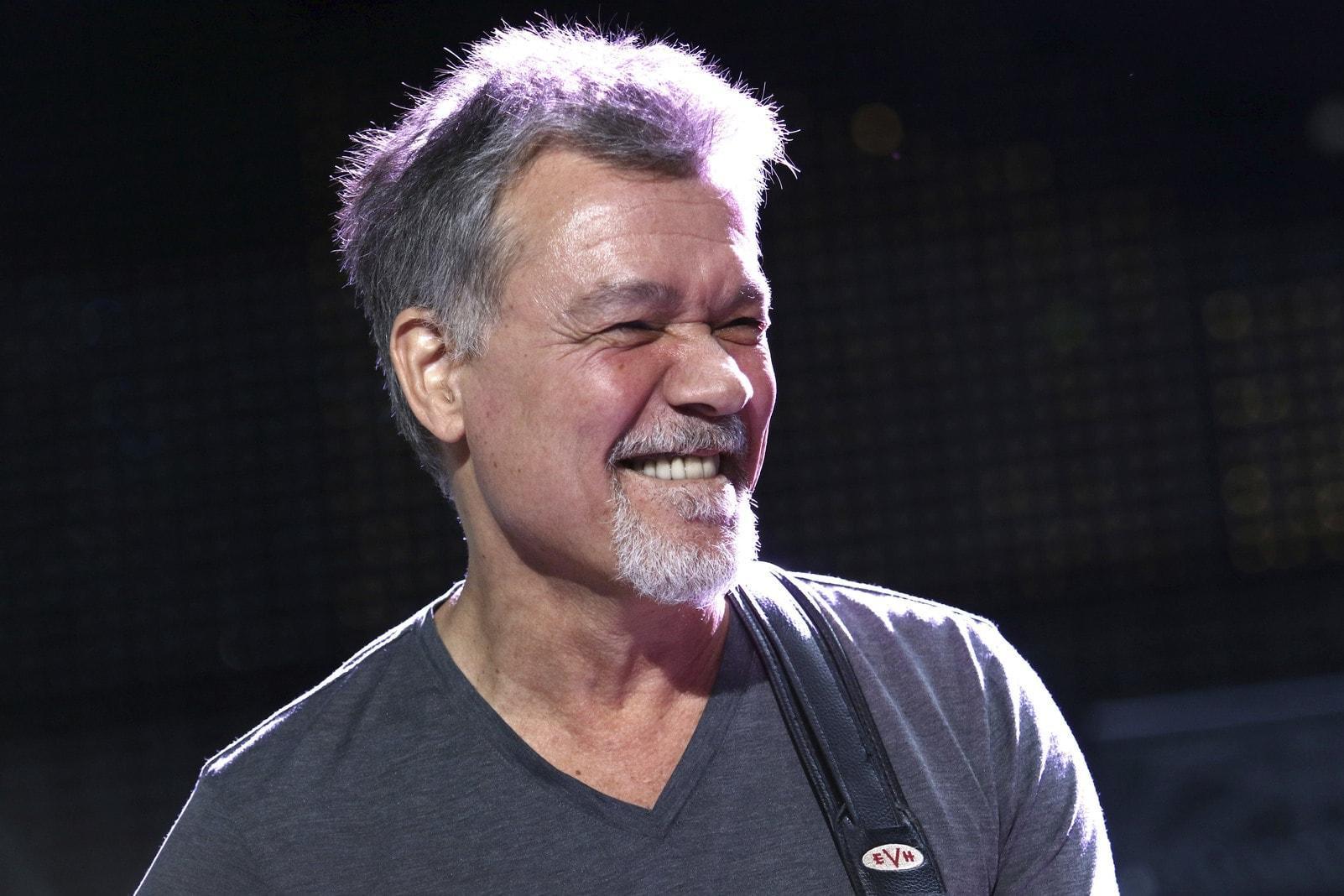 Eddie Van Halen tot für BS