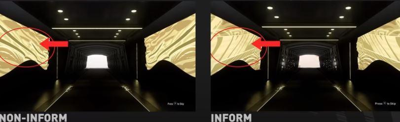 FIFA 21 Inform Non-Inform