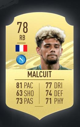 Kevin Malcuit SSC Neapel FIFA 21