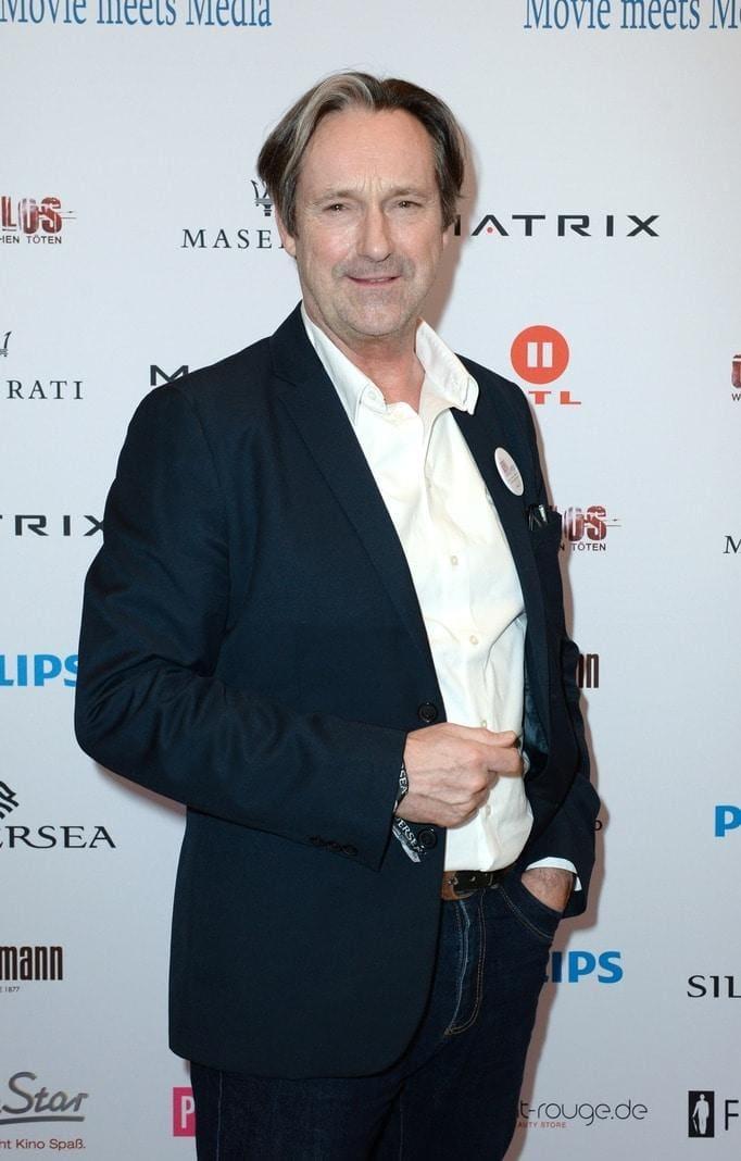 Schauspieler Helmut Zierl