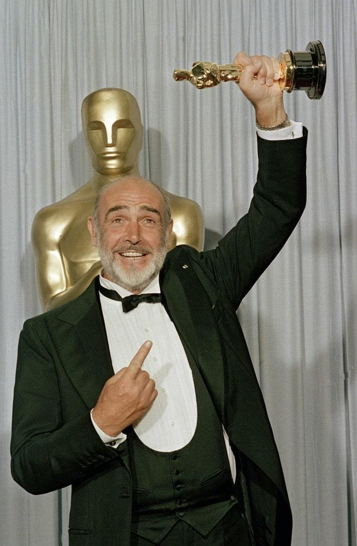Sean Connery Oscar
