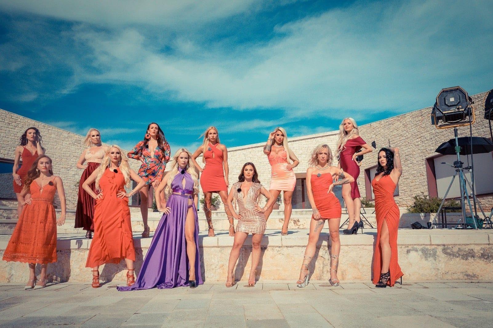 Temptation Island VIP alle Single-Frauen
