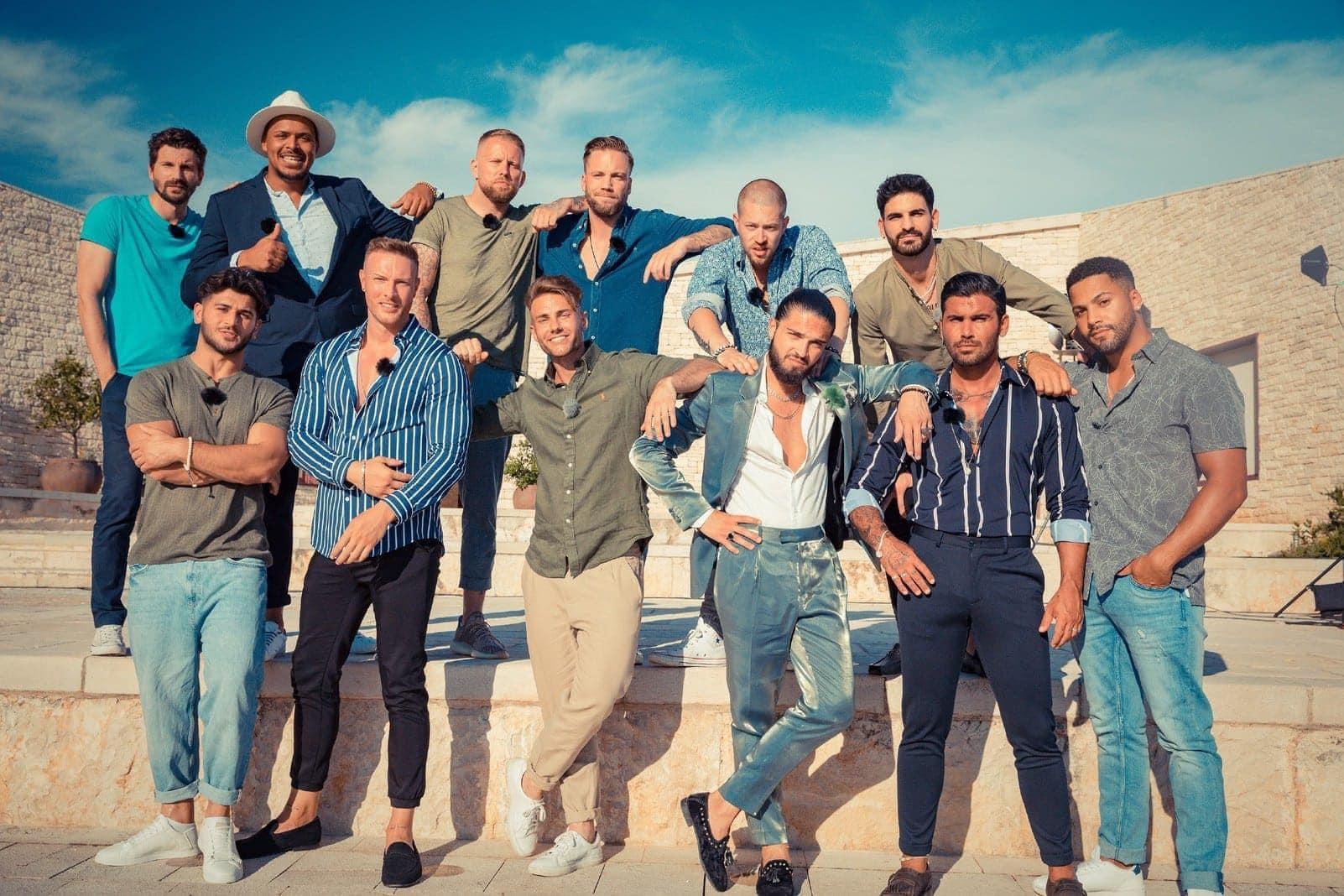 Temptation Island VIP alle Single-Männer