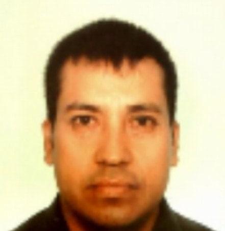 Europol Most Wanted Vinueza Morales