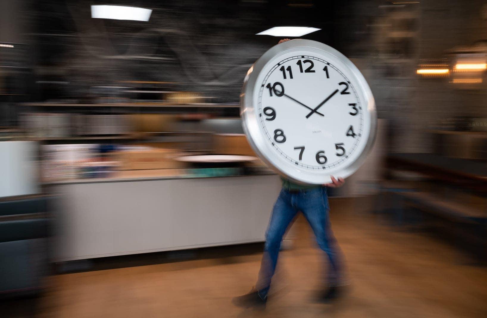 Uhren Sommerzeit 2021