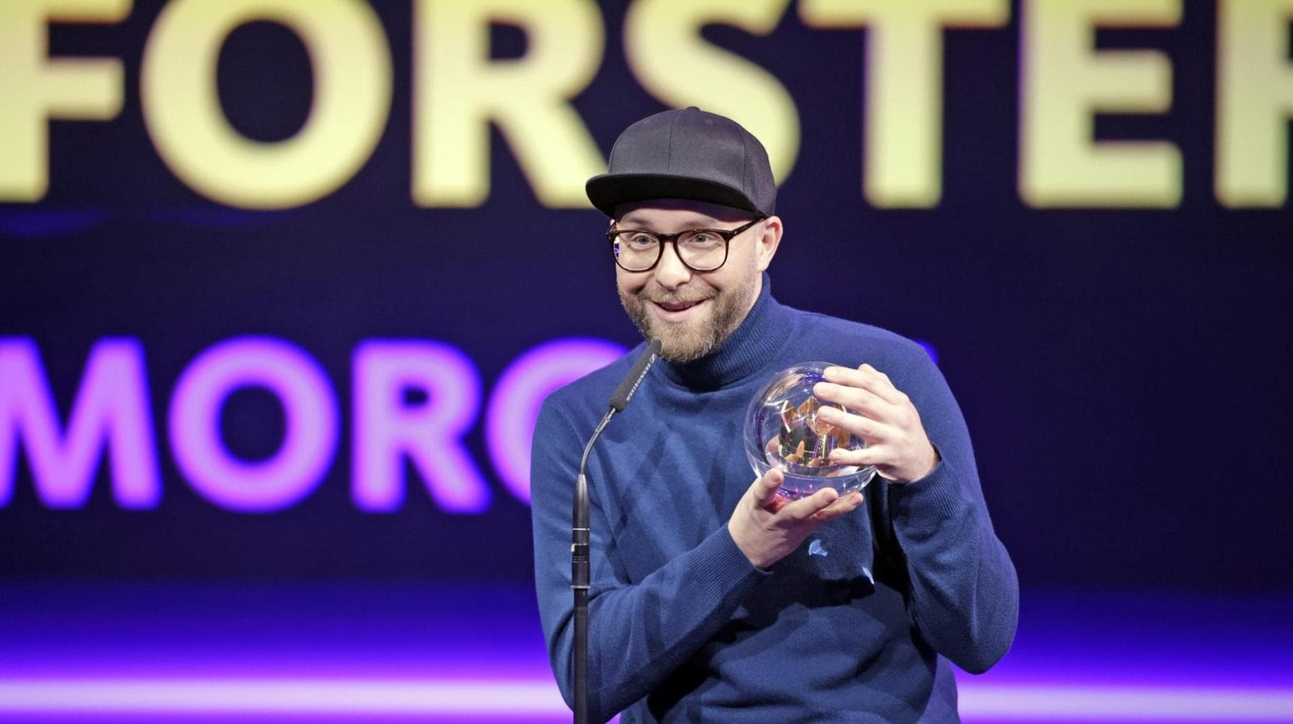 1LIVE Krone Mark Forster Beste Single Übermorgen