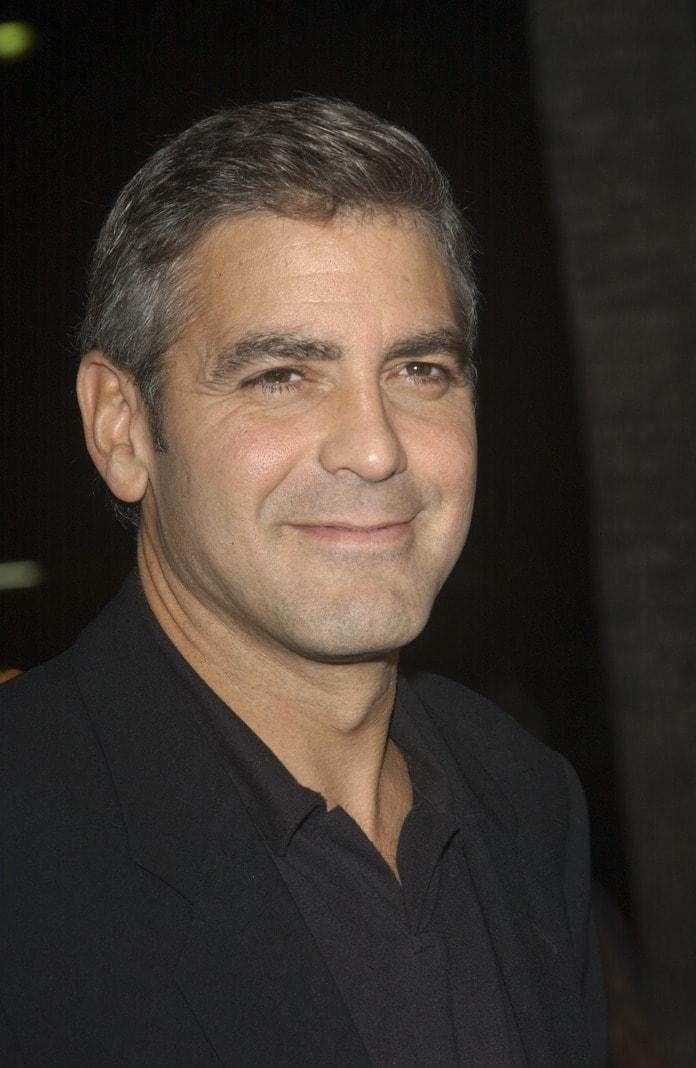 George Clooney BS