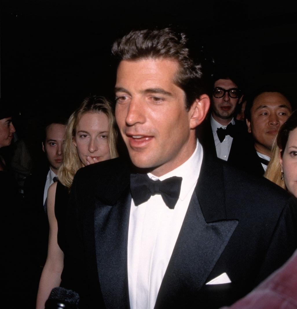 John F. Kennedy Jr. BS