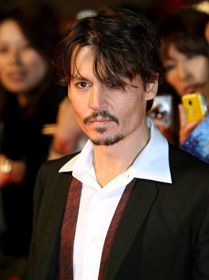 Johnny Depp 2008 BS