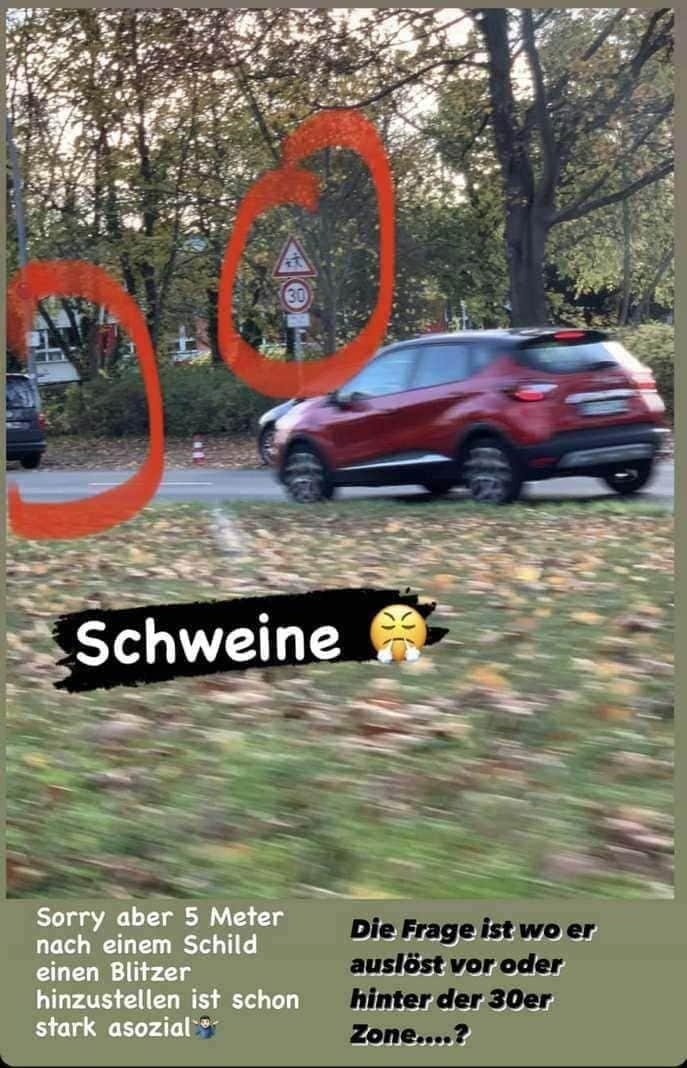 Max Kruse Instagram Polizei Berlin Schweine