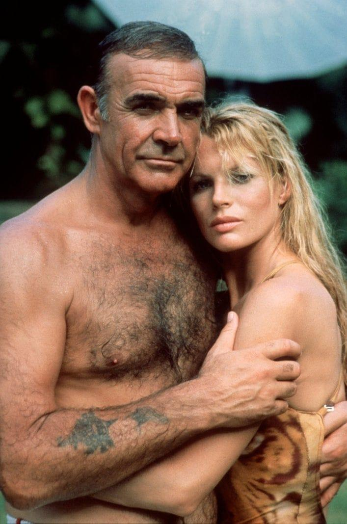 Sean Connery BS