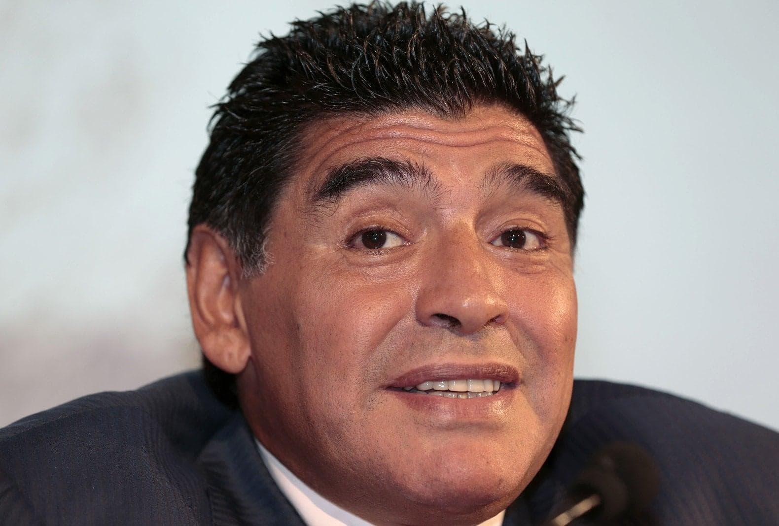 Diego Maradona für BS