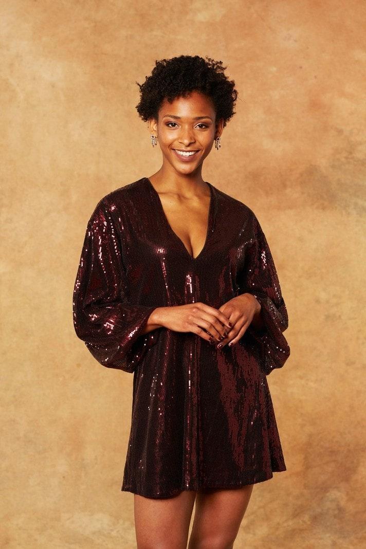 Der Bachelor Debora Kleid