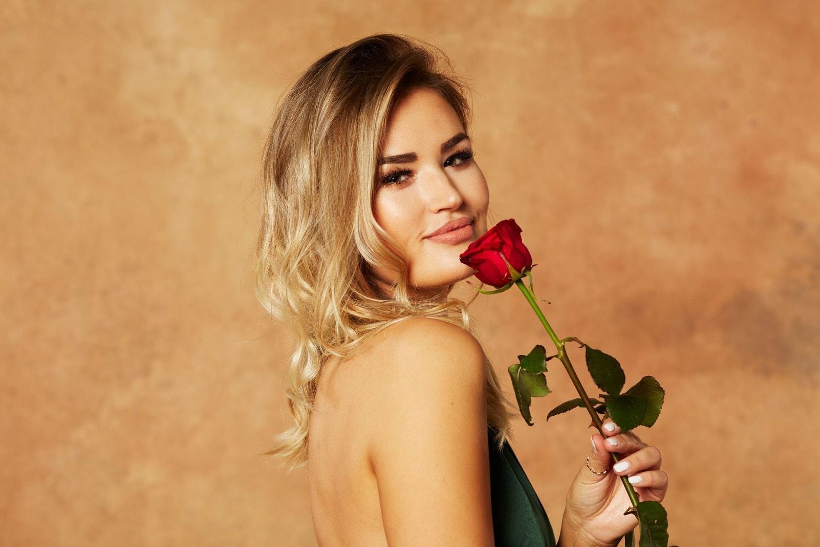 Der Bachelor Jacqueline B. Rose
