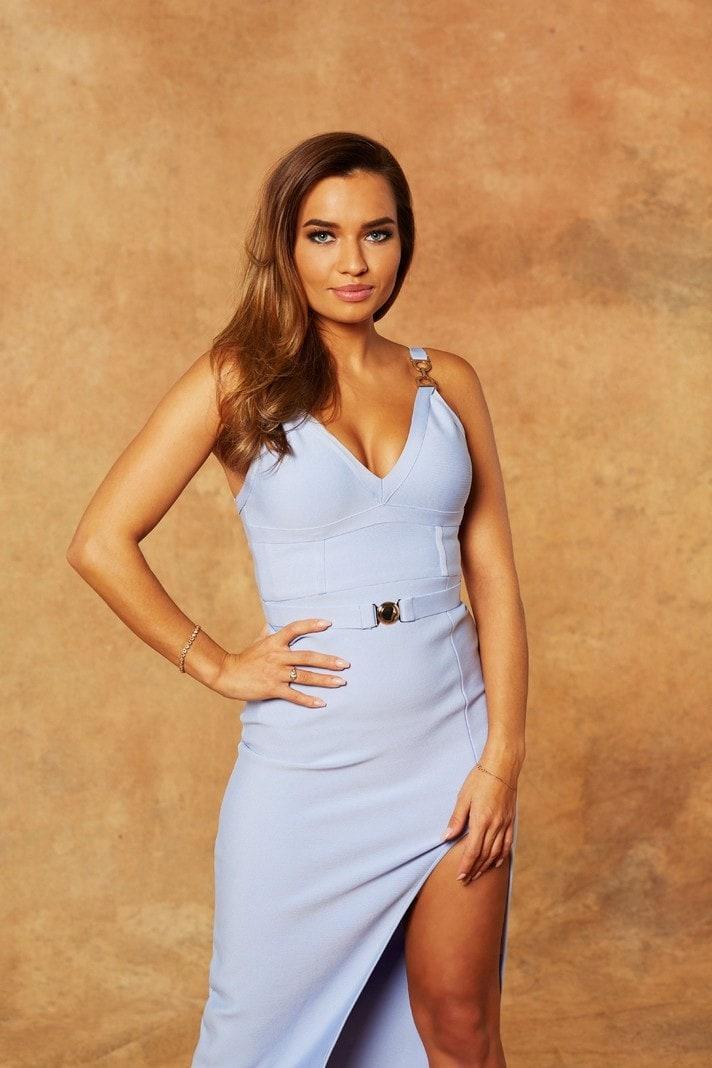 Der Bachelor Karina Kleid