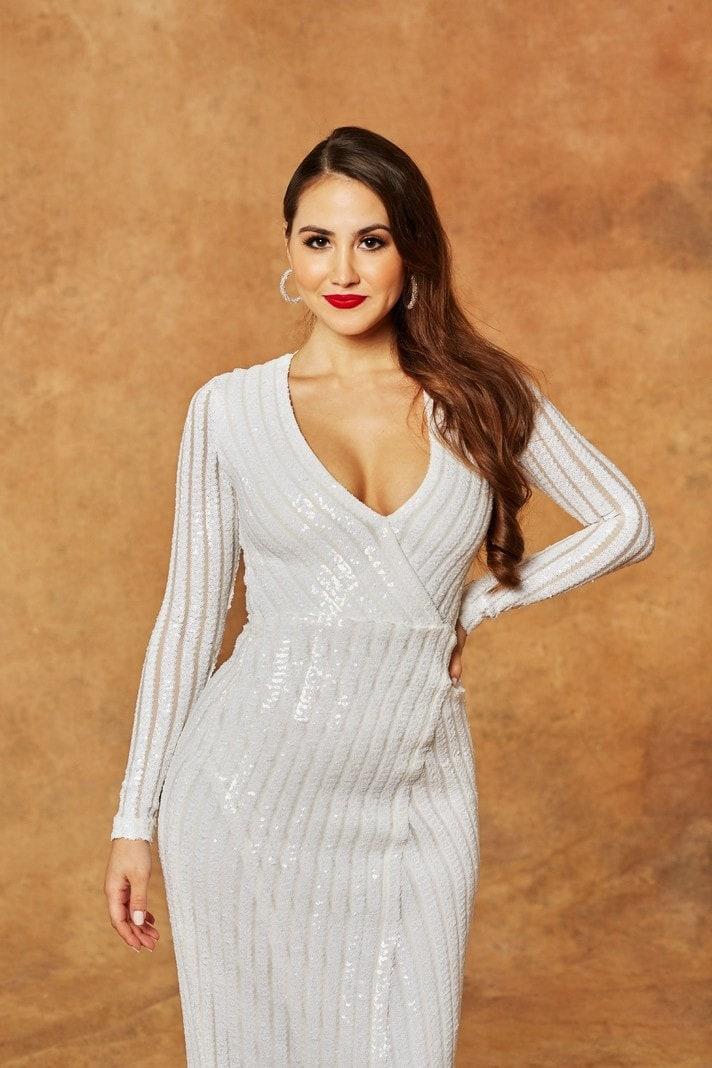 Der Bachelor Maria Kleid