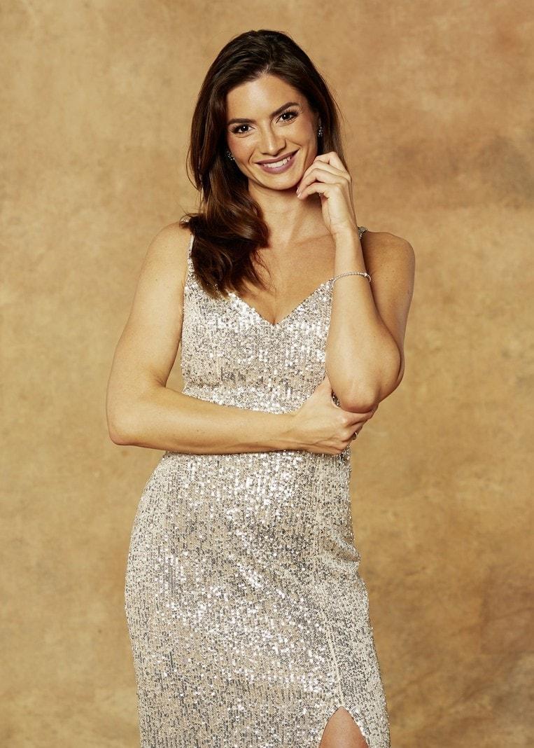 Der Bachelor Michele Kleid