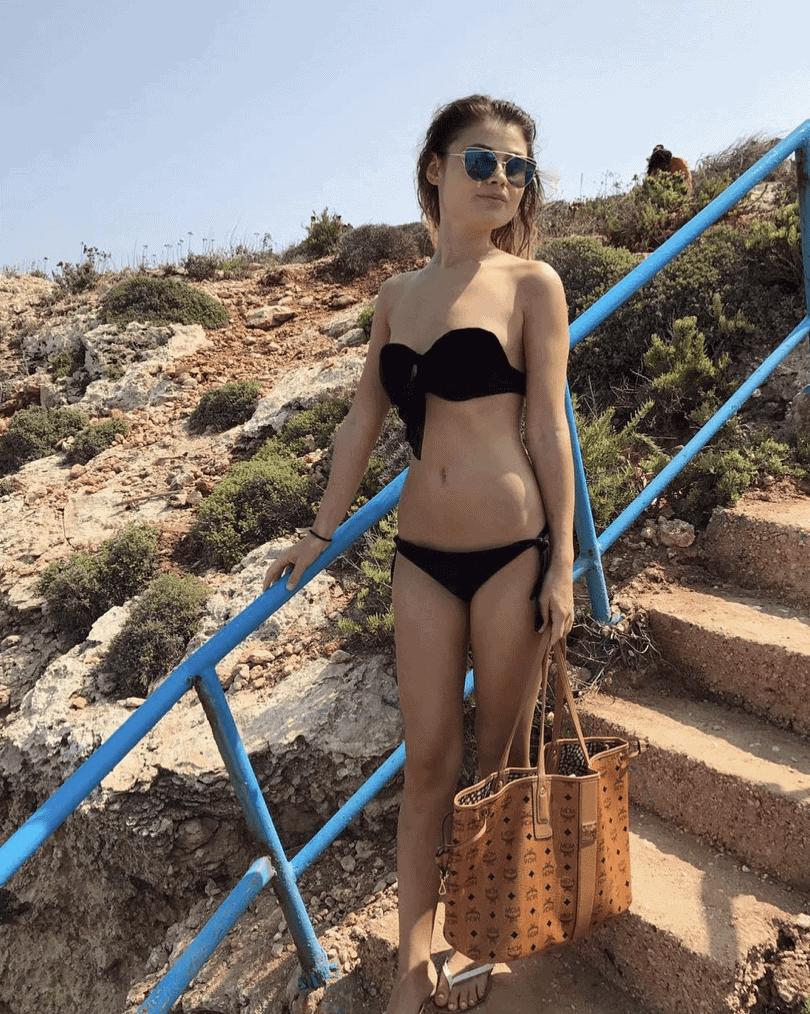Der Bachelor Stefanie Desiree Gherega 1