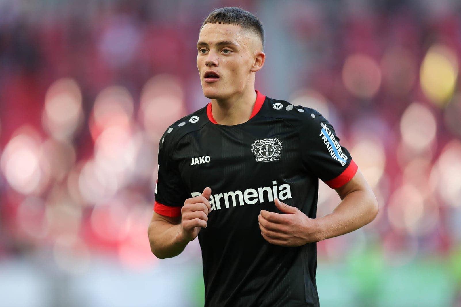 Florian Wirtz Bayer Leverkusen BS