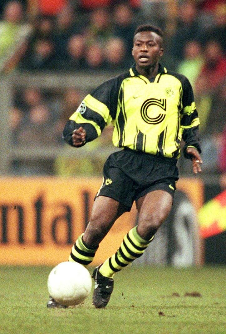 Ibrahim Tanko Borussia Dortmund BS
