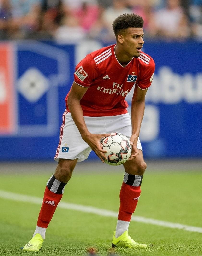 Josha Vagnoman Hamburger SV BS