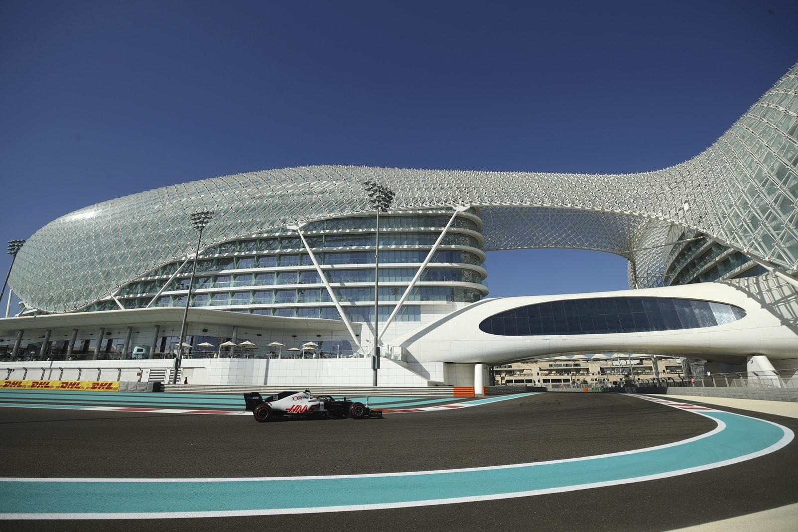 Mick Schumacher Formel 1-Debüt Haas Abu Dhabi 2