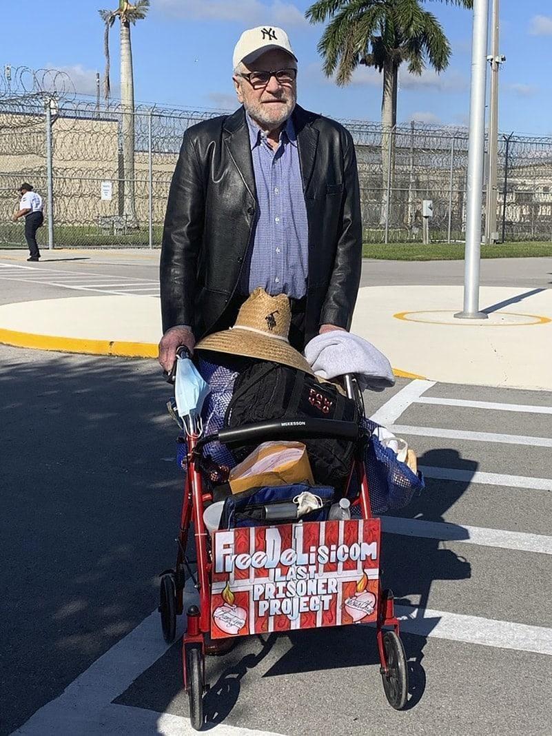 Cannabis-Schmuggler nach 31 Jahren frei Richard DeLisi