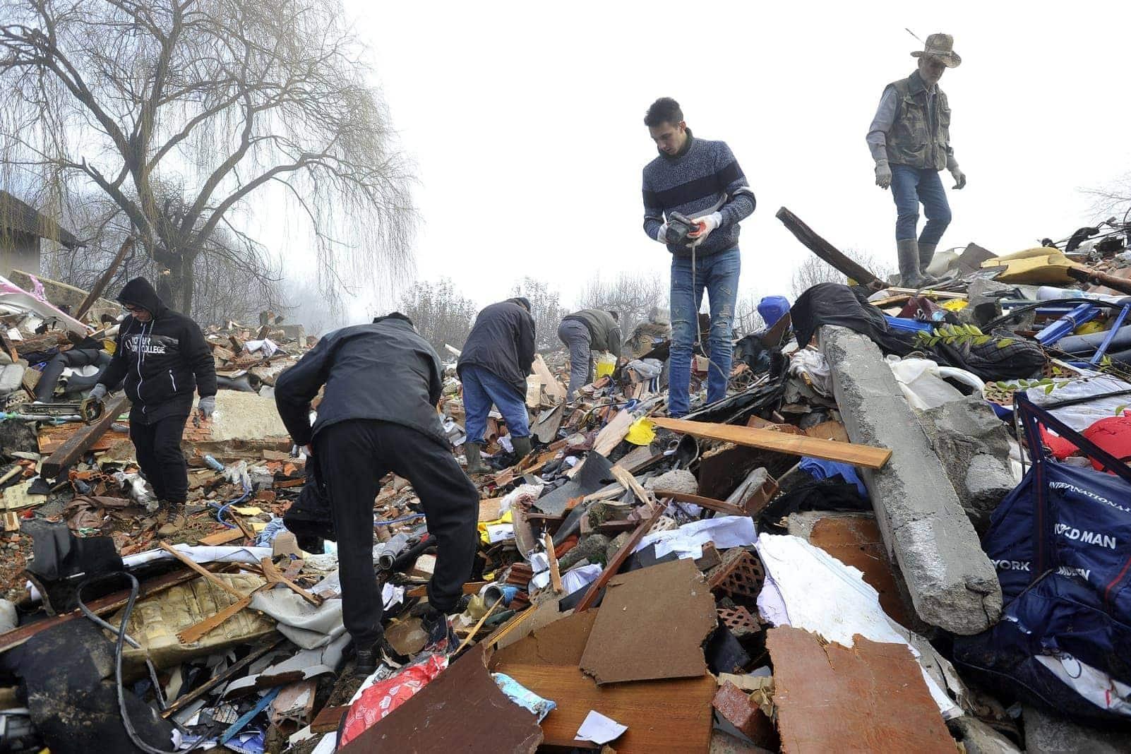 Kroatien: Naturkatastrophen-Serie mit 40 Erdbeben und ...