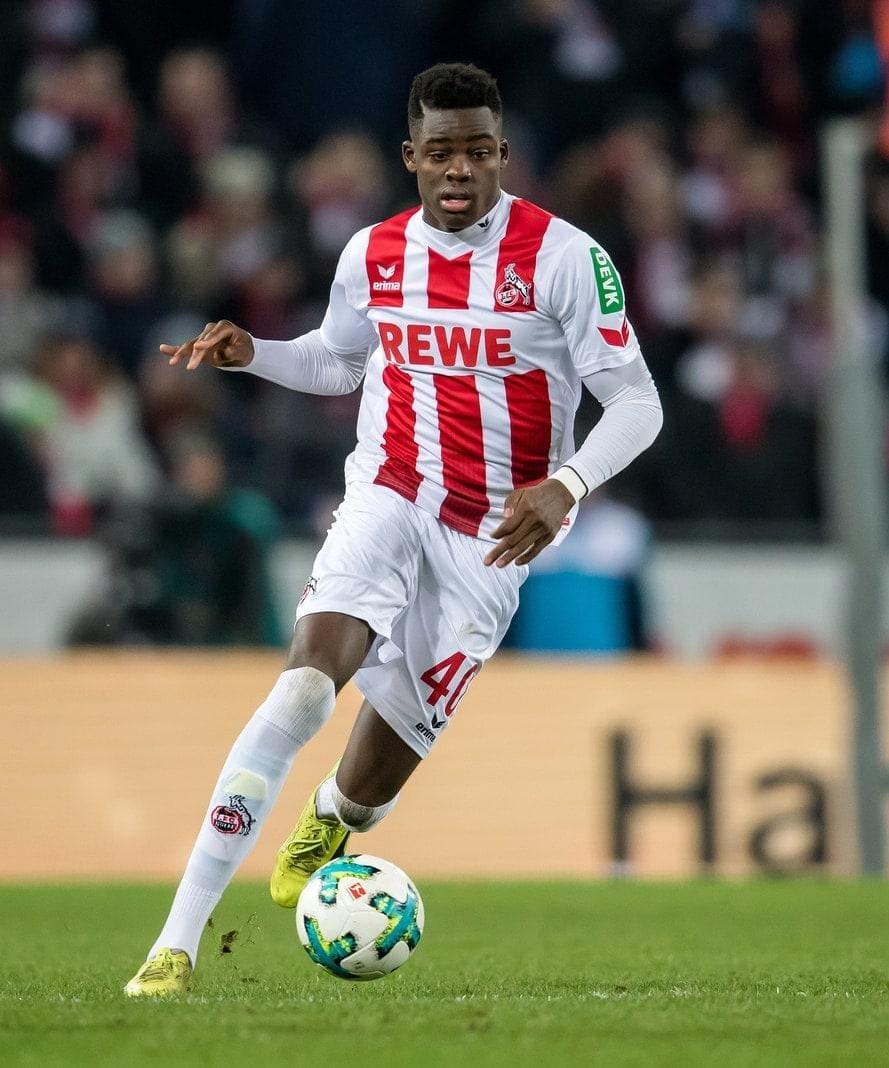 Yann-Aurel Bisseck Hertha BSC BS