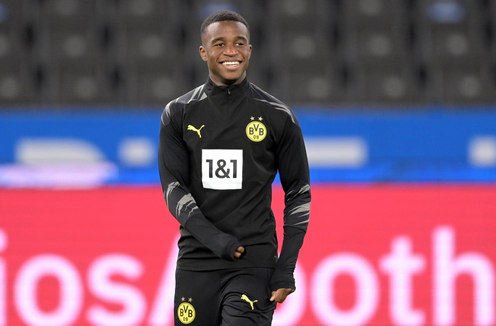 Youssoufa Moukoko Hertha BSC