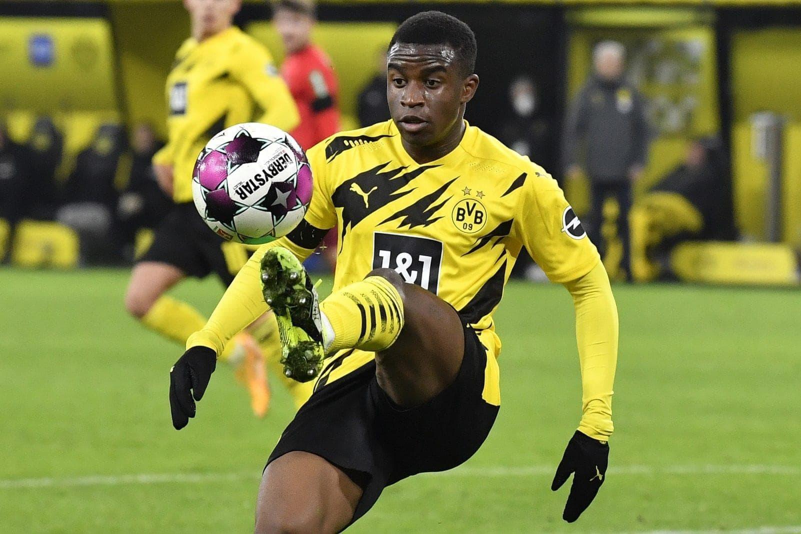 Youssoufa Moukoko Köln BS