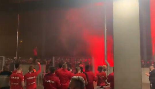 Photo of Polizei Essen: Feuerwerk nach RWE-Sieg gegen F95 war coronakonform | Tonight News