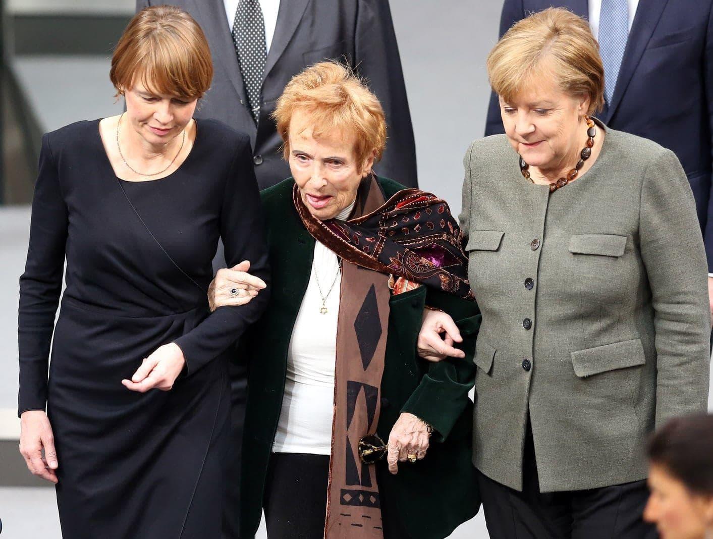 Auschwitz-Überlebende Renate Lasker-Harpprecht ist tot
