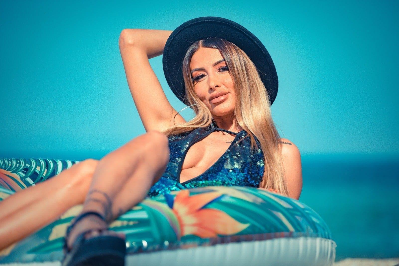 Ich bin ein Star - Die große Dschungelshow Christina Dimitriou